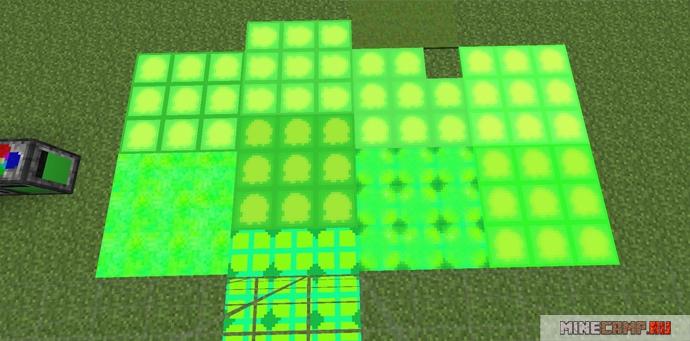 Мод на создание блоков в майнкрафт
