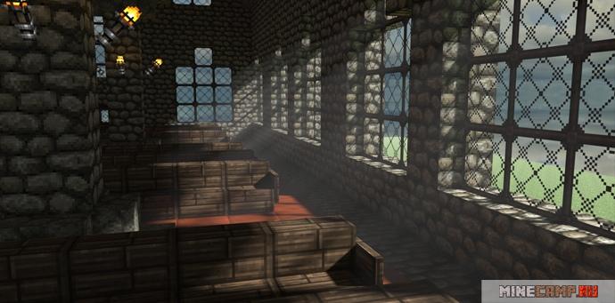 Chunky - Красивые скриншоты в Minecraft