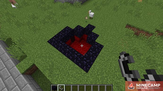 Better Portals - мод на порталы в ад любой формы для Minecraft 1.12.2
