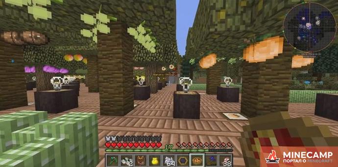 Сборка ShaftCraft для Minecraft 1.7.10
