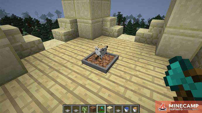 Bonsai Trees - мод на мини-деревья для Minecraft 1.12.2