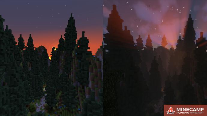 PixaGraph - пиксельный RPG текстурпак Майнкрафт